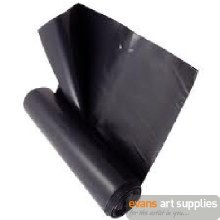 Heavy Black Sacks Roll 10s