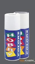 Hobby 150ml Fluo Blue 004