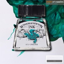 WINSOR & NEWTON INK 14ML VIRIDIAN
