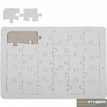Jigsaw Puzzle A4 21x30cm