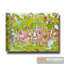Jungle Jigsaw 20pce