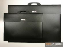 K&M Evans A2 ArtFolio Black