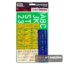 Letter Stencils 5/10/20/30mm