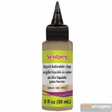 Liquid Sculpey Gold 59ml