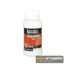 LQX 118ML GLOSS VARNISH
