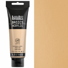 LIQUITEX BASIC 118ML UNBLEACHED TITANIUM