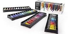 LQX Basics Acrylic Set 48x22ml