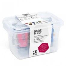 LQX Basics Acrylic Starter Box