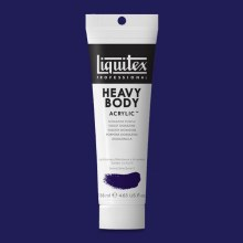 LIQUITEX HEAVY BODY 138ML DIOXAZINE PURPLE