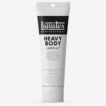 LIQUITEX HEAVY BODY 138ML TITANIUM WHITE