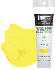 LIQUITEX HEAVY BODY 59ML CADMIUM-FREE YELLOW LIGHT