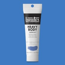 LIQUITEX HEAVY BODY 59ML LIGHT BLUE VIOLET