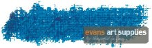 Lrg Oil pastel>Blue Aliz Lk 75