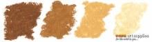 Lrg soft pastel>Brn Ochre 126