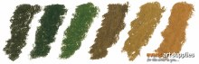 Lrg soft pastel>Olive Grn 235