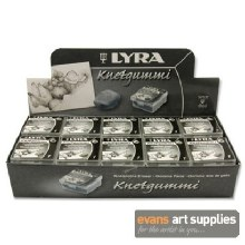 Lyra Kneadable Eraser w/box
