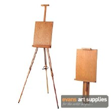 Mabef M/26 Field Easel W/Panel