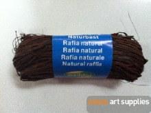 Maildor Natural Raffia Chocola