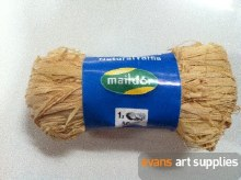 Maildor Natural Raffia Kraft
