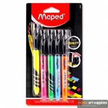 Maped Fluo'Peps Highlighters*