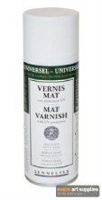 Matt varnish with UVLS - 400ml