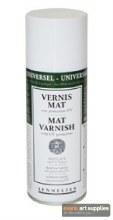 Sennelier Matte varnish with UVLS 400ml Spray