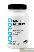 Matte Medium 236ml