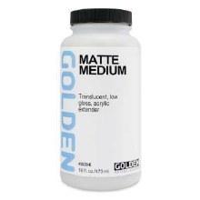 Matte Medium 473ml
