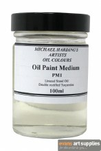 Michael Harding 100ml Oil Paint Medium