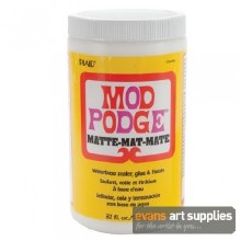 Mod Podge 946ml Matt