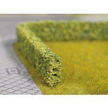 Model Hedges, Light Green 2pcs