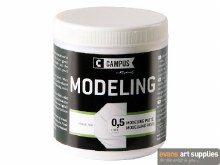 Modelling paste 500 ml jar