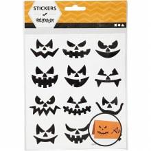 Motif Stickers Halloween