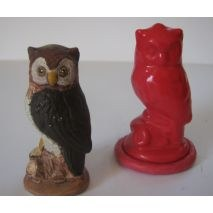Mould Latex Owl