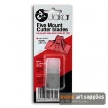 Mount Cutter Spare Blades
