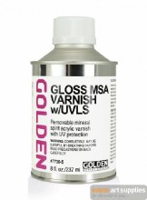 MSA Gloss (w/UVLS) 236ml