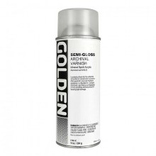 Golden MSA 400ml Semi Gloss Archival Varnish
