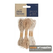 Natural Jute Set (3pcs)