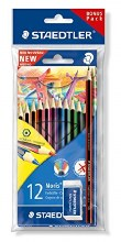 NC Colouring Pencils 12s