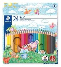 NC Colouring Pencils 24s