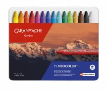 Neocolor II Tin of 15