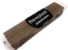 Newplast 500g Brown