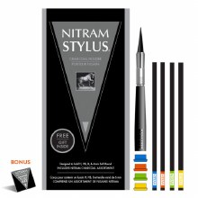 Nitram Stylus -Charcoal Holder