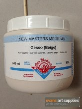 New Masters 500ml Beige Gesso