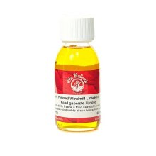 Old Holland 100ml Cold Press Linseed Oil
