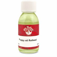 Old Holland 100ml Poppy Oil Refined