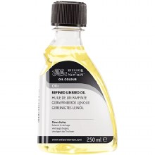 OMV 250ML REFINED LINSEED OIL