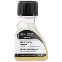 OMV 75ML ARTISTS SATIN VARNISH