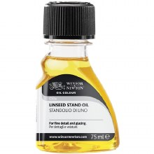 OMV 75ML LINSEED STAND OIL