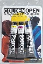 OPEN Try Colour Set 3